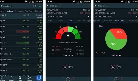 fyers-markets-mobile-trading-app-screenshot