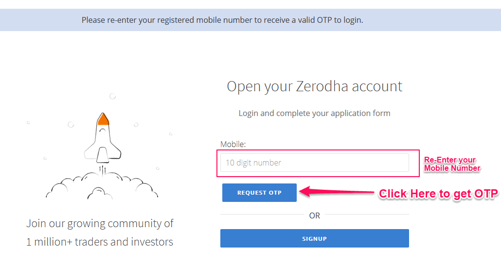 How to Open Demat and Trading Account in Zerodha? - Step By Step